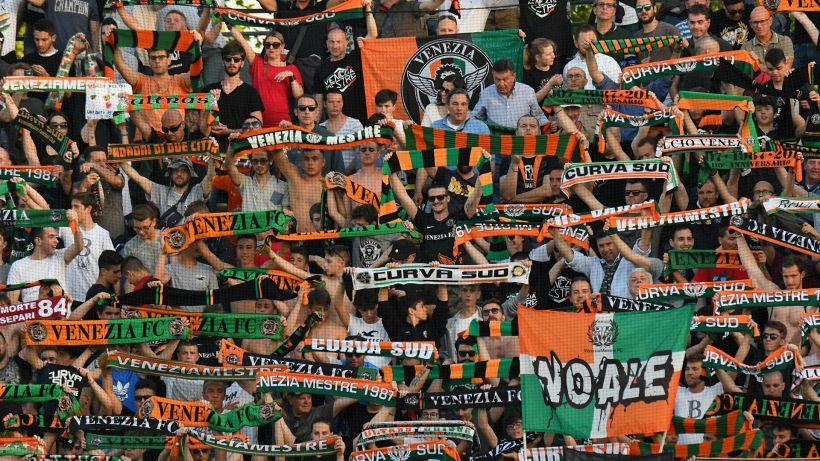 Il Venezia torna in Serie A dopo 19 anni