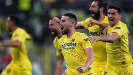 Il Villarreal conquista l'Europa League. United ko ai rigori