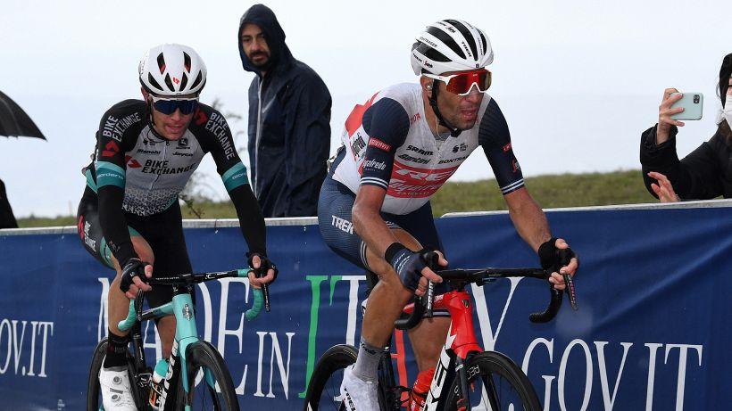 Vincenzo Nibali verso un nuovo cambio di maglia