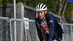 Giro D'Italia, Nibali c'è: nessun ritiro per lui, lascia Ciccone