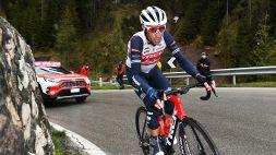 Giro d'Italia, l'orgoglio di Vincenzo Nibali