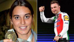 Tokyo: Elia Viviani e Jessica Rossi portabandiera dell'Italia