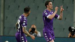 Fiorentina-Lazio 2-0: super Vlahovic avvicina i viola alla salvezza