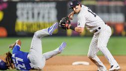 MLB: gli Yankees vincono dopo 7 extra inning
