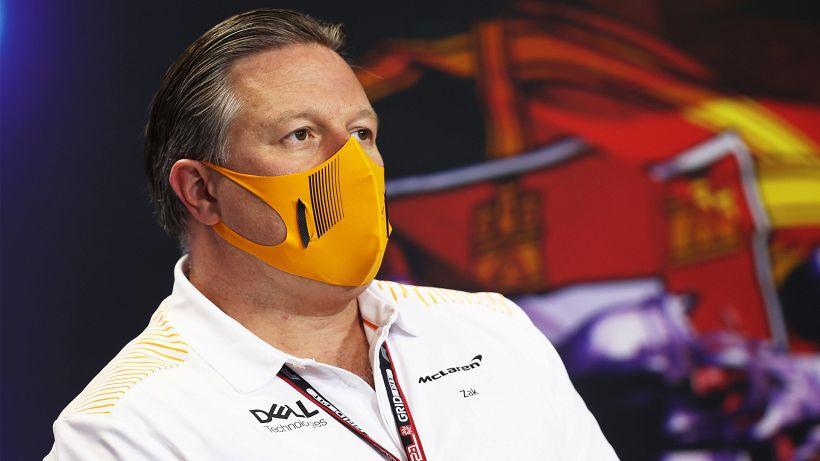 F1, la proposta per un nuovo calendario di Zak Brown