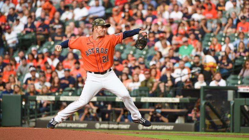 MLB: quarta vittoria in fila per gli Astros, Giants e Cardinals k.o.