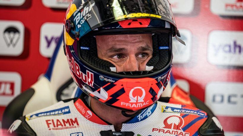 """MotoGP, Zarco non si illude: """"In gara sarà un'altra musica"""""""