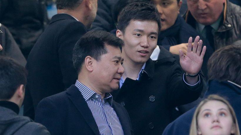 """I complimenti di Jindong Zhang all'Inter: """"È solo l'inizio"""""""