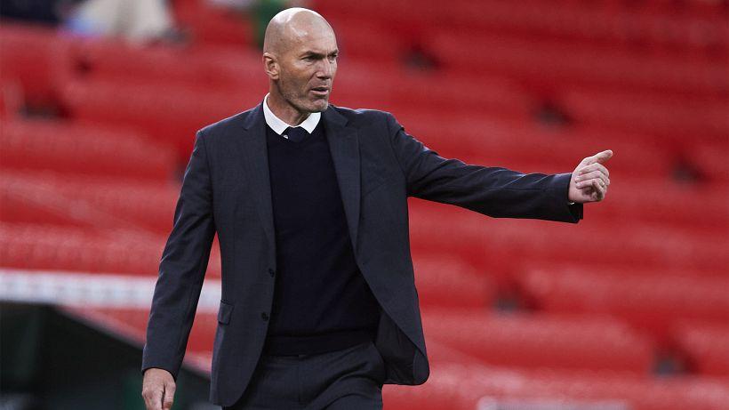 Zidane, parole d'addio in conferenza: la Juventus aspetta