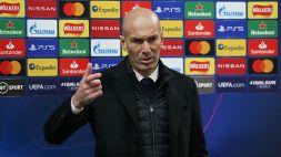 Champions League, Chelsea-Real Madrid: la sportività di Zinedine Zidane
