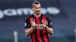 "Ibrahimovic rallenta, i tifosi si preoccupano: ""Il Milan così rischia"""