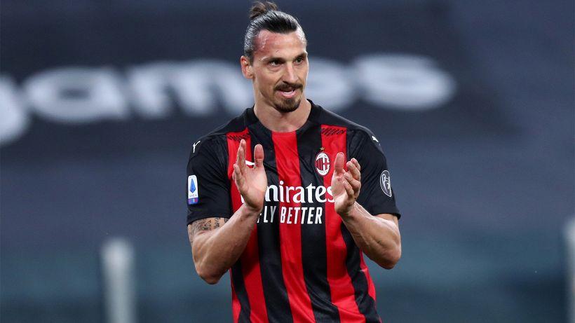 Milan, le parole di Ibra non convincono i tifosi