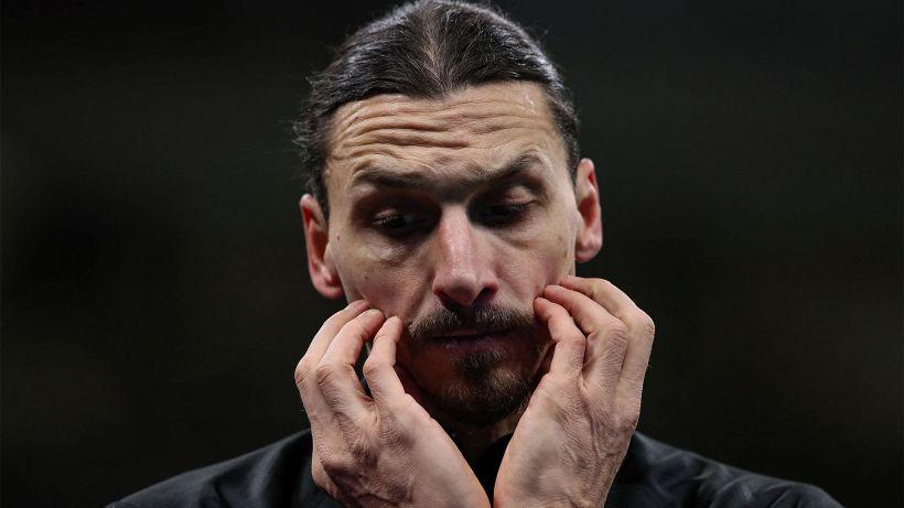 Milan, Zlatan Ibrahimovic operato al ginocchio: i tempi di recupero