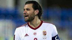 Ungheria, la stella è Adam Szalai