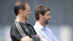 La Juventus secondo Allegri: un sacrificio illustre e un ritorno