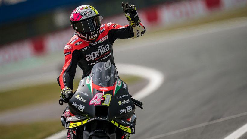 Motogp, Aleix Espagaro sogna un ex Yamaha come compagno in Aprilia