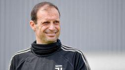 Mercato Juventus, Max Allegri dice no ad uno scambio