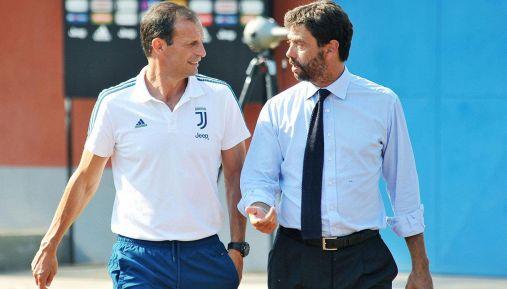 Vertice Agnelli-Allegri, nasce la nuova Juventus: tutti i nomi
