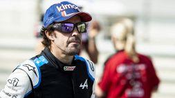 """F1, Alonso si schiera: """"Sì a penalità per chi commette errori in qualifica"""""""