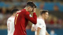 Euro 2020: un errore di Morata condanna la Spagna con la Polonia