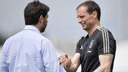 Mercato Juventus, rischio asta per la rivelazione di Euro 2020