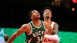 Atlanta, altro colpo esterno: i Bucks si inchinano