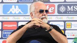 De Laurentiis torna a parlare e attacca Serie A e Superlega