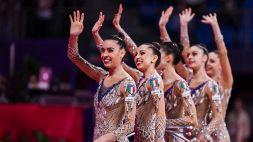 Ginnastica ritmica: Italia argento europeo nell'all-around