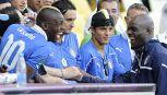 Enock: 'Tifo per l'Italia di Mancini, ma vorrei vedere Balotelli'