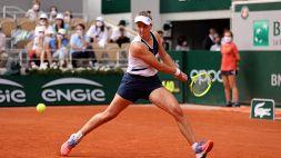 Roland Garros, la Krejcikova conquista lo Slam di Parig! Pavlyuchenkova Ko al 3°