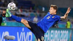 Euro 2020, pagelle Italia-Svizzera: super Locatelli, Barella domina