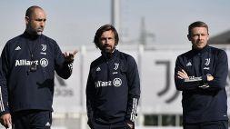 Juventus, lo sfogo di Igor Tudor e la verità sul rapporto con Pirlo