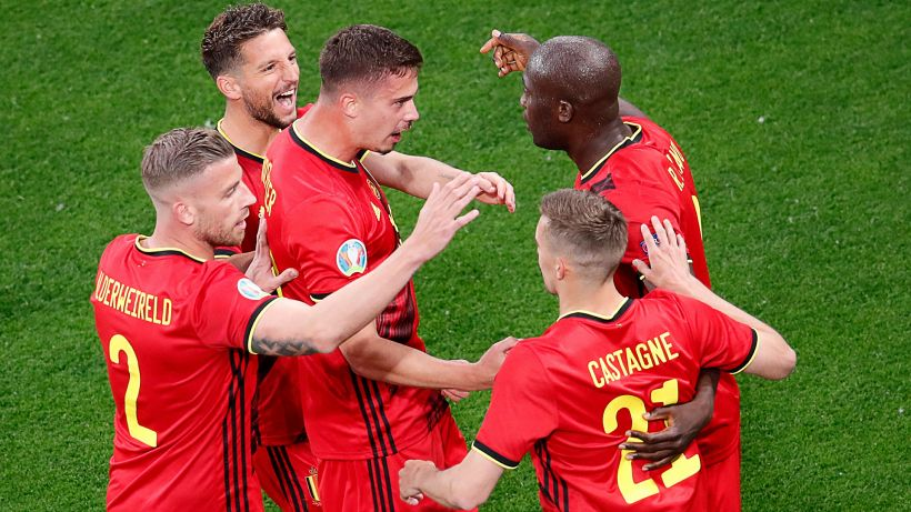 Belgio-Russia 3-0: doppio Lukaku, Diavoli Rossi sul velluto