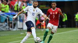La Francia non decolla: Benzema si è inceppato