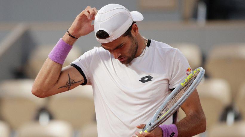Roland Garros: orgoglio Berrettini, ma in semifinale va Djokovic