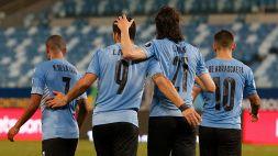 Copa America, Bolivia-Uruguay 0-2: la Celeste si sblocca al terzo tentativo
