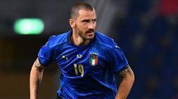 """Euro 2020, Bonucci: """"Nessun Ronaldo o Lukaku, l'Italia è il gruppo"""""""