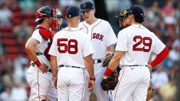 MLB: vincono Boston, San Diego e Los Angeles