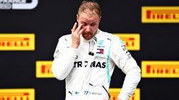 F1, clamoroso in Mercedes: ipotesi ritiro per Bottas