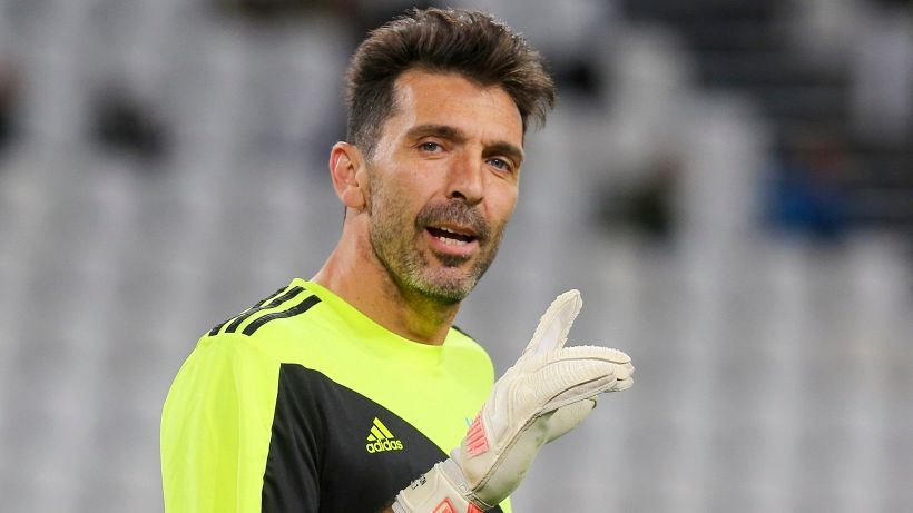 Mercato Juventus, Gianluigi Buffon ha scelto dove giocherà