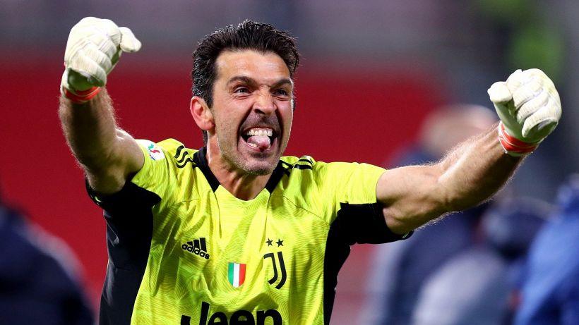Gianluigi Buffon trova squadra: è arrivato l'annuncio ufficiale