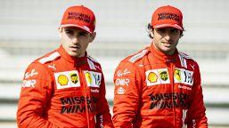 """F1, Ferrari: Leclerc e Sainz vogliono evitare un altro """"zero"""""""