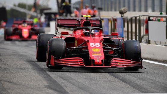 F1, Ferrari: Sainz e Leclerc pronti al duello in famiglia