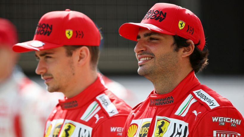 "Carlos Sainz: ""Una grande sfida battere Leclerc"""