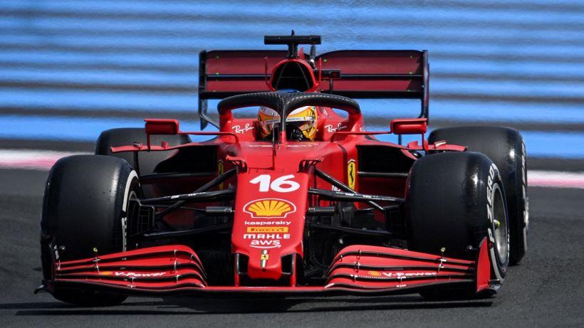 F1, GP Francia: Ferrari dietro anche nelle seconde libere