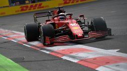 F1 Baku, Ferrari: Charles Leclerc non ha nulla da rimproverarsi
