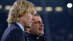 Aumenta il pressing della Juventus su un campione d'Europa