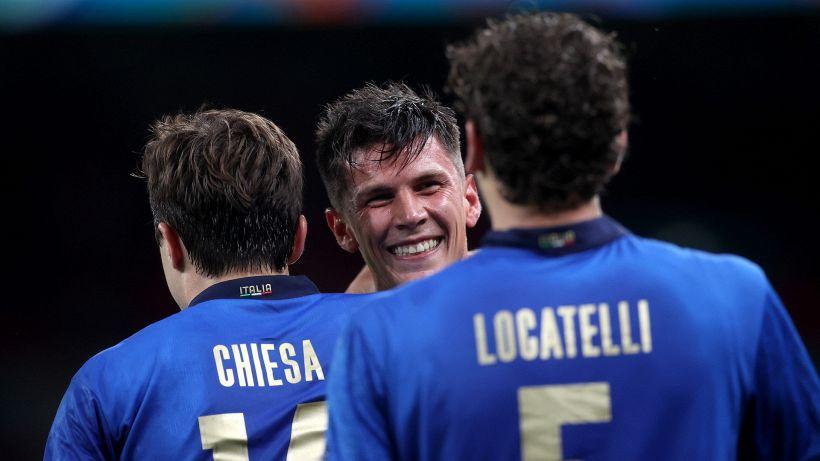 I numeri di Italia-Austria e i perché della vittoria azzurra