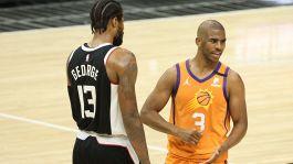 Paul George offusca Chris Paul: i Clippers tornano in corsa