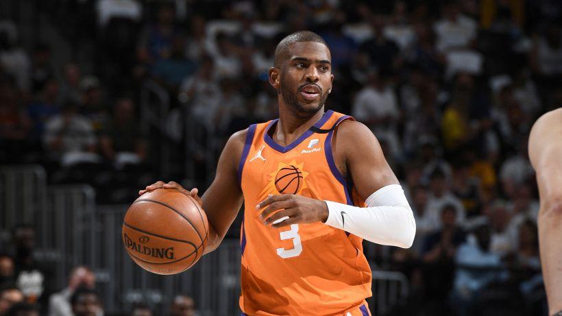 "NBA, Chris Paul elogia i Suns: ""Squadra speciale"""